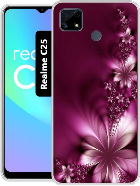 buymore Back Cover for Realme C25