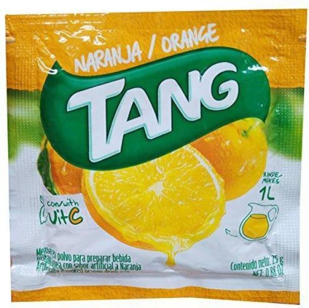 TANG Sabor a Laranja Orange Flavor Drink Mix Pack of 3 (IMPORTED) Energy Drink