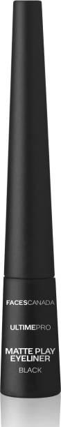 FACES CANADA Matte Play Waterproof Eyeliner 2.5 ml
