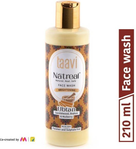 Taavi Natreal Brightening Ubtan - NO Harmful chemicals, only real ingredients Face Wash