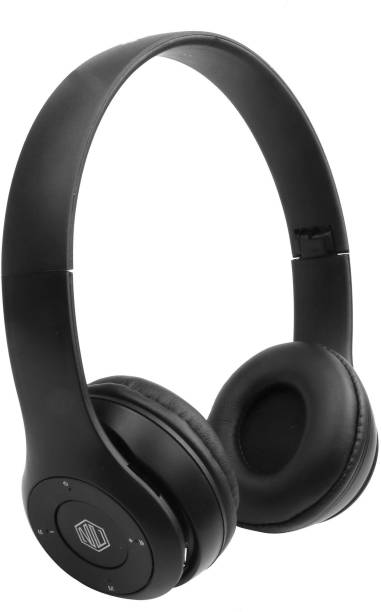 Nu Republic Dubstep X3 Bluetooth Headset