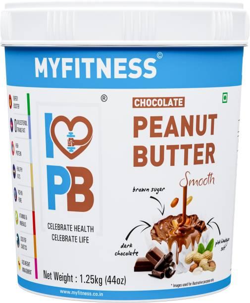 MYFITNESS Chocolate Peanut Butter 1250 g