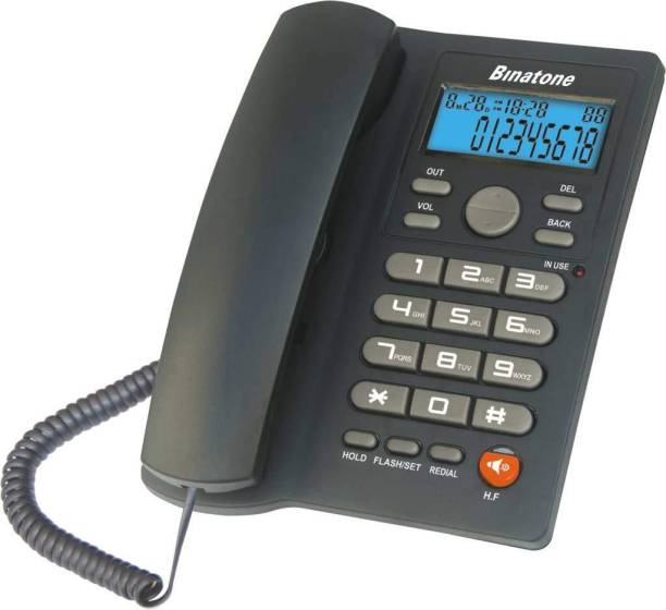 Binatone Spirit 211N Corded Landline Phone
