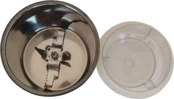 AtLoGs 400ml Bajaj Mixer grinder Chutney jar (Heavy Quality) Mixer Juicer Jar