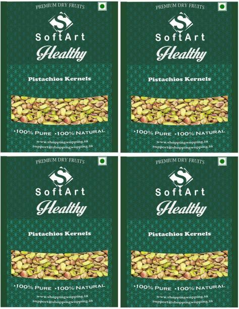 Soft Art Healthy Pista Kernels Without Shell Pistachios