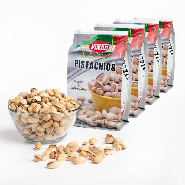 VINOD Roasted & Lightly Salted Pistachios