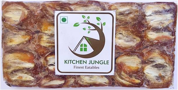 Kitchen Jungle Seedless Dates 500GM Pin Khajur Arabian Dates, Dates Dry Fruit Dates