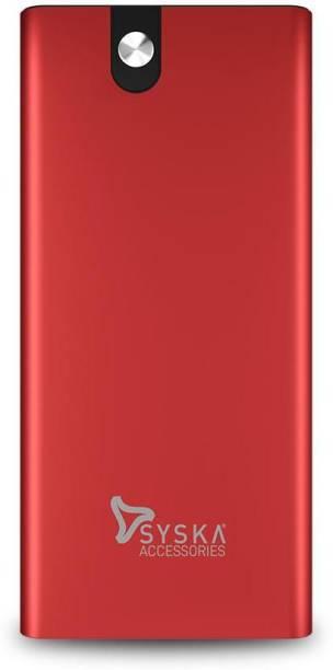 Syska 10000 mAh Power Bank (18 W, Quick Charge 3.0)