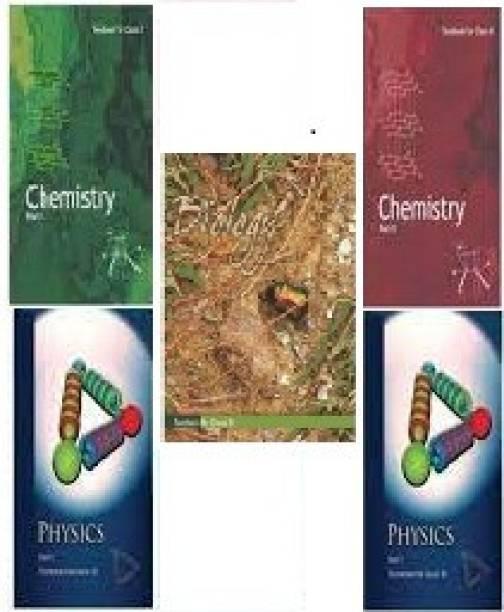 NCERT Science (PCB) Complete Books Set For Class -11 (English Medium) [Hardcover] NCERT PAPERBACK BINDING– 1 January 2019 (Hardcover, NCERT)