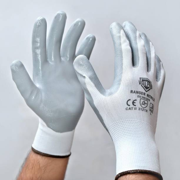 Aamivi A 1003 Latex, Latex, Nitrile  Safety Gloves