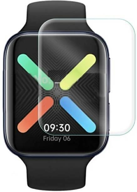 RAJFINCORP Impossible Screen Guard for OPPO Watch 46mm