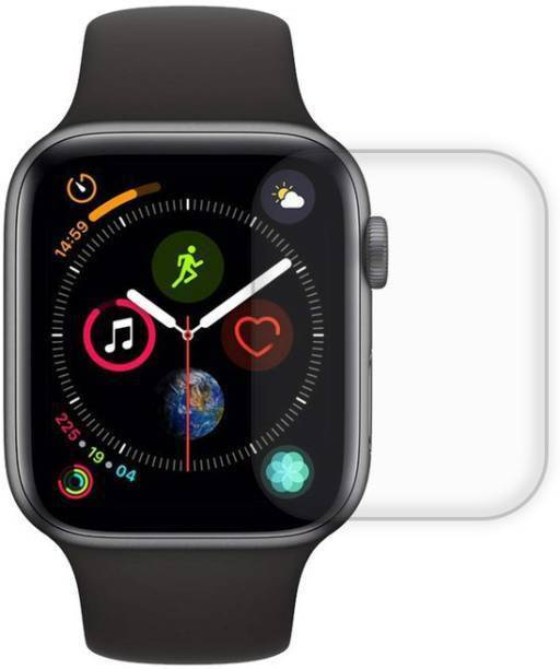 RAJFINCORP Impossible Screen Guard for APPLE WATCH 4 44MM