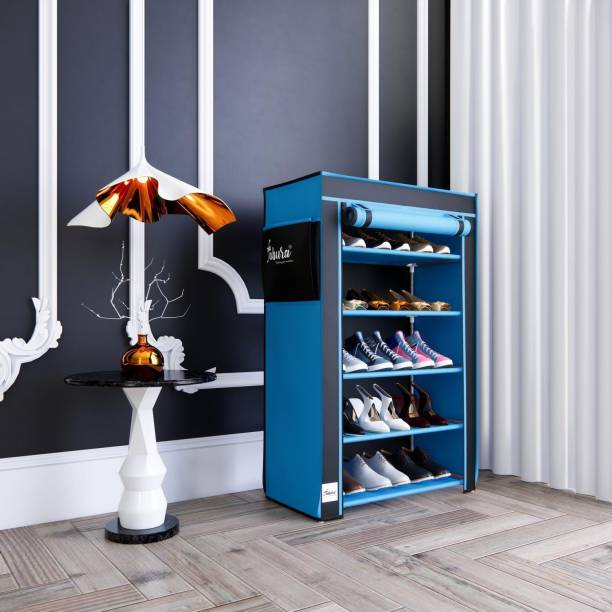 Raunak 5 layers Metal Shoe Stand