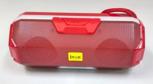 Ivon with Google, Alexa & Siri Assistant Smart Speaker