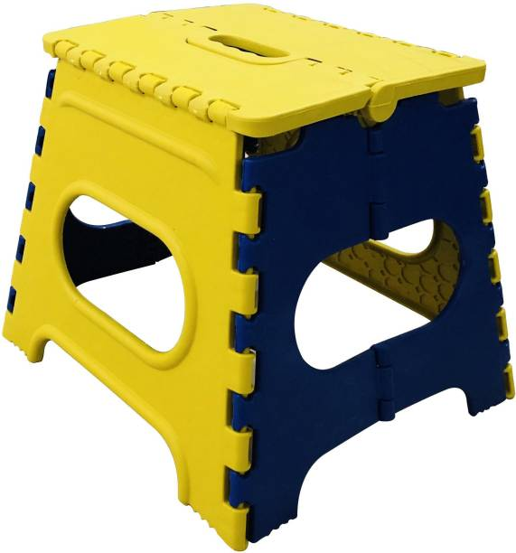EasySmart Unbreakable Plastic folding Stool Outdoor & Cafeteria Stool