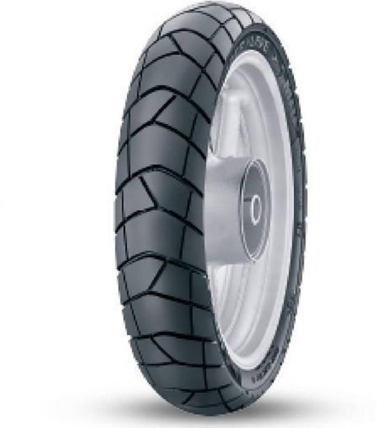 MRF Nylogrip Zapper KURVE 120/80 -16 60P Tubeless Bike Tyre Rear Tyre