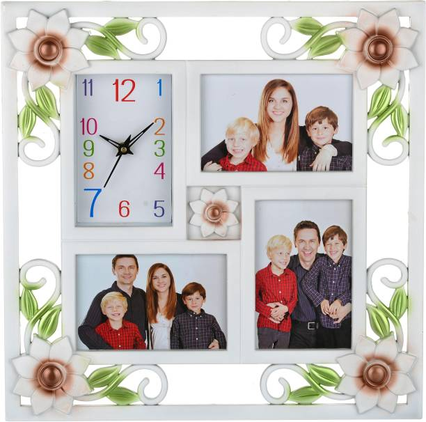 Att'z Analog 38.5 cm X 38.5 cm Wall Clock