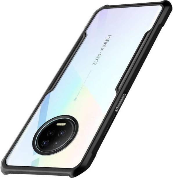 BOZTI Back Cover for Infinix Note 7