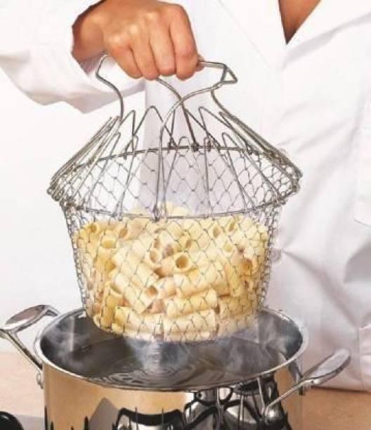 Prachi Collapsible Deep Frying Basket
