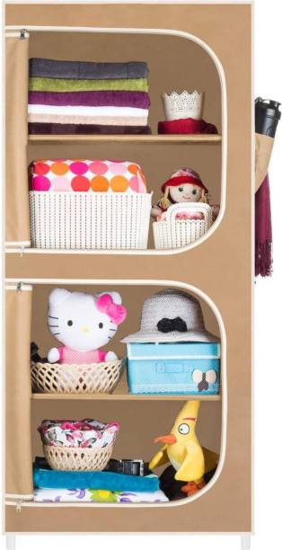 Vozica Polyester Collapsible Wardrobe