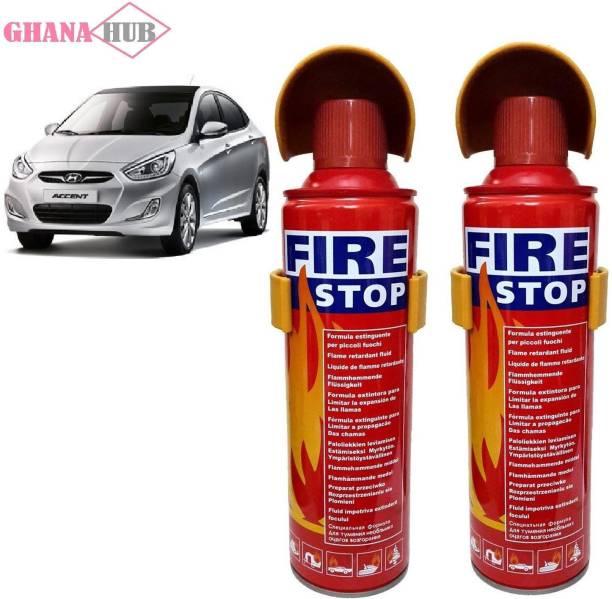 GHANA HUB FIRE STOP FMS-02 Fire Extinguisher Mount