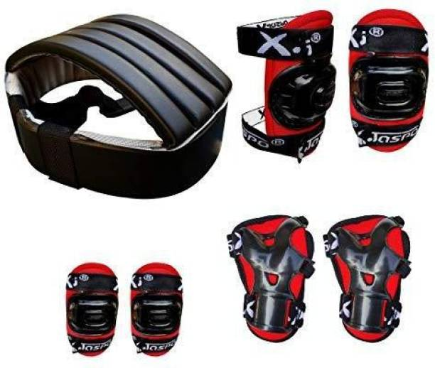 Jaspo Secure skating protective bundle for age group up to 14 years Skating Guard Combo