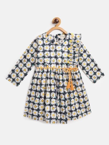 Bella Moda Midi/Knee Length Casual Dress