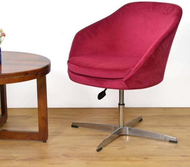 Rastogi Fuchsia Living Room Stylish Comfortable Chair Foam Living Room Chair