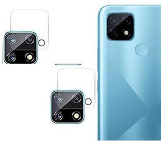 hirdesh Back Camera Lens Glass Protector for Realme C21