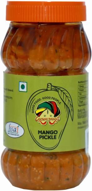 Chokhi Dhani Foods Mango Pickel 500 gm Mango Pickle