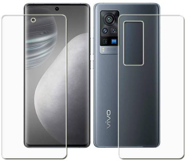 PR SMART Front and Back Tempered Glass for Vivo X60 Pro