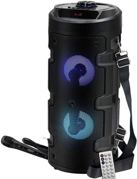 IMMUTABLE GOI- 4210 SP BIG T Super Bass Splash-Proof Bluetooth Speaker with Inbuilt Mic, USB, TF Card and AUX Slot 20 W Bluetooth Speaker