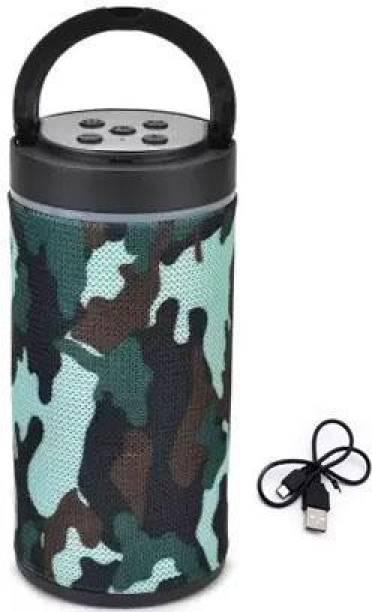 YODNSO High Power Sound Blast, Mini, Thunder Deep Base Sound WIreless Portable Lighting multifunction Mobile Holder & speaker FM/TF Card/ USB/Aux for mobile/tablet/mp3/laptop 10 W Bluetooth Gaming Speaker