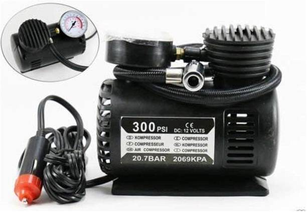 Royal King 300 psi Tyre Air Pump for Car & Bike