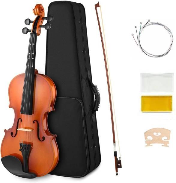 TechBlaze 4/4 Semi- Acoustic Violin