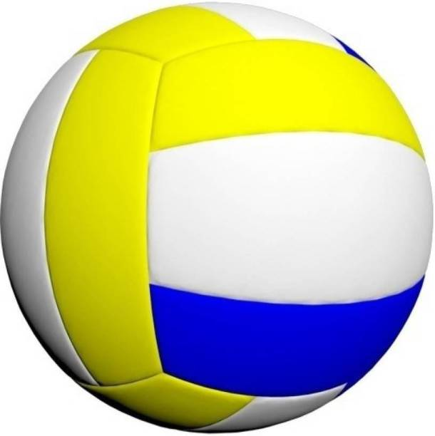 RIDDHI SIDDHI CLASSIC VOLLEYBALL Volleyball - Size: 4