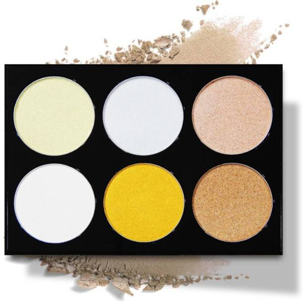 VARS LONDON Bronzer highlighter combo palette | face bronzer and highlighter palette | bronzer and highlighter combo pack | bronzer palette | face highlighter palette