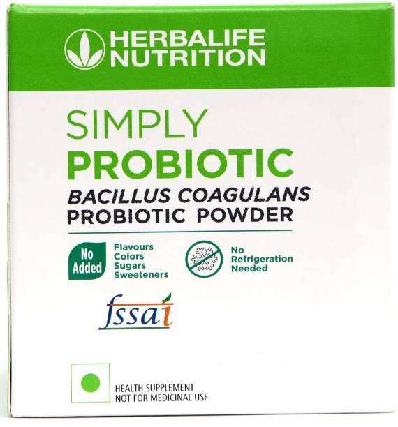 Herbalife SIMPLY PROBIOTIC- BACCILUS COAGULANS PROBIOTIC POWDER PLAIN/UNFLAVOURED Powder