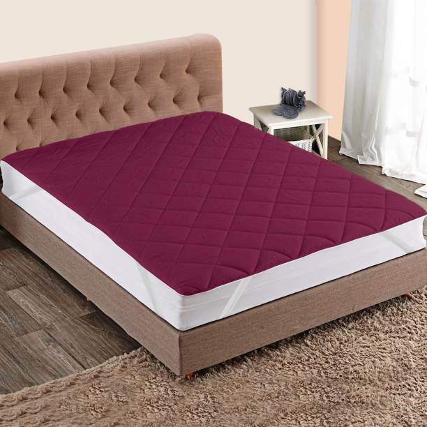 EVERDECOR Elastic Strap Double, King Size Waterproof Mattress Cover
