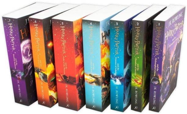 Harry Potter 7 Box Set: The Complete Collection