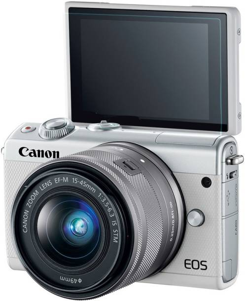 RUMPERS Screen Guard for CANON EOS M100