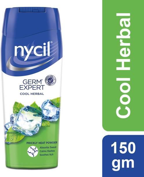 NYCIL Cool Herbal Prickly Heat Powder