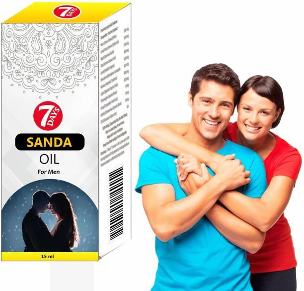 7 Days sanda oil for panis growth | sanda oil for men long sex | Massage Oil, Energy Massage Essential Oil for Sex,Men Penis Growth Oil, Increase Enlarge Oil Delay Time