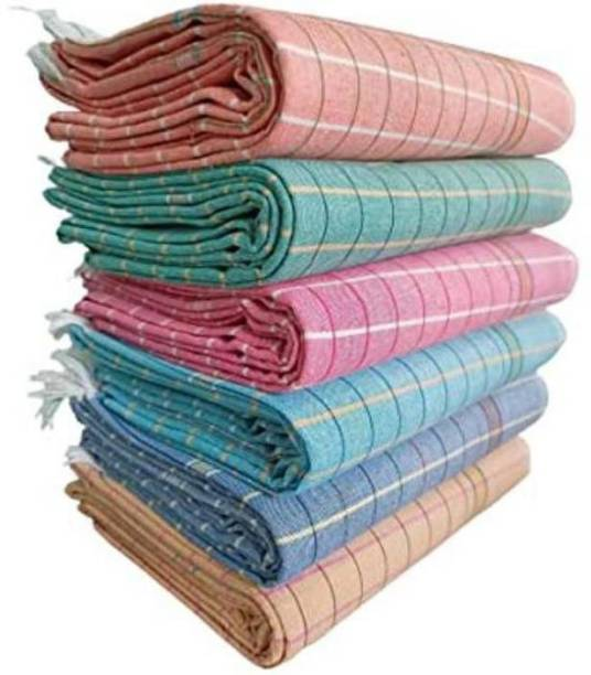 G Fabrics Cotton 380 GSM Bath Towel Set