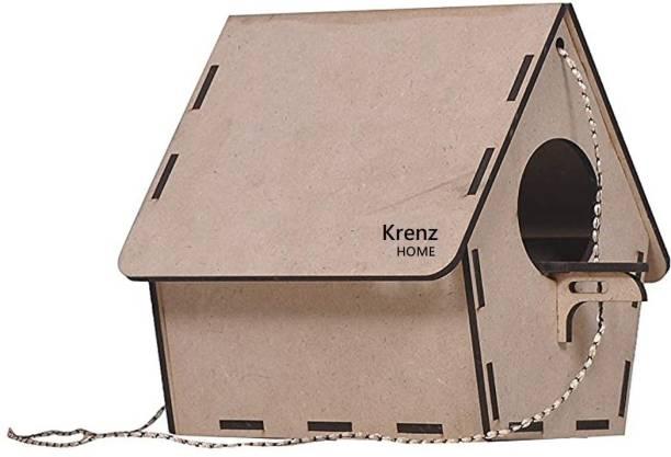 krenz Bird House or Bird Nest for sparrow, Hummingbird, Kingfisher Bird House
