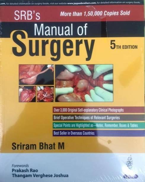 SRB's Manual of Surgery