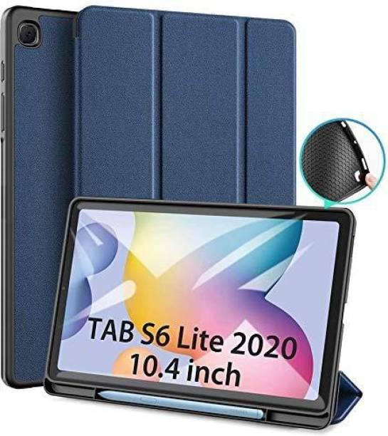 AGEIS Flip Cover for Samsung Galaxy Tab S6 Lite 10.4 Inch