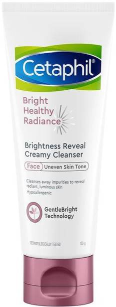 Cetaphil Bright Healthy Radiance Reveal Creamy Cleanser