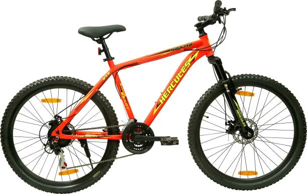 HERCULES TOPGEAR S27 R2 with Microshift Gear 27.5 T Mountain/Hardtail Cycle