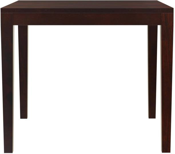 Induscraft Solid Wood 4 Seater Dining Table